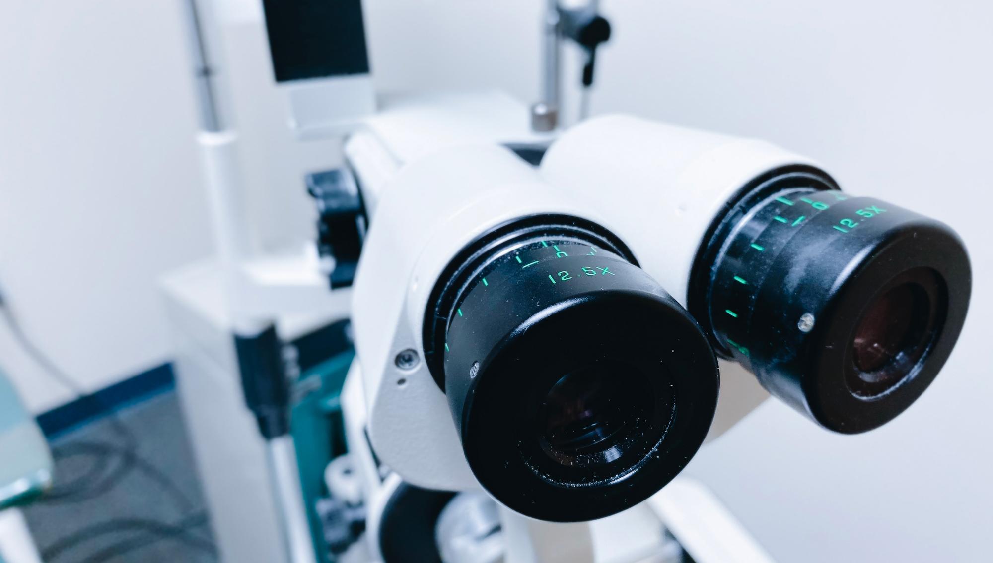 consultation en ophtalmologie