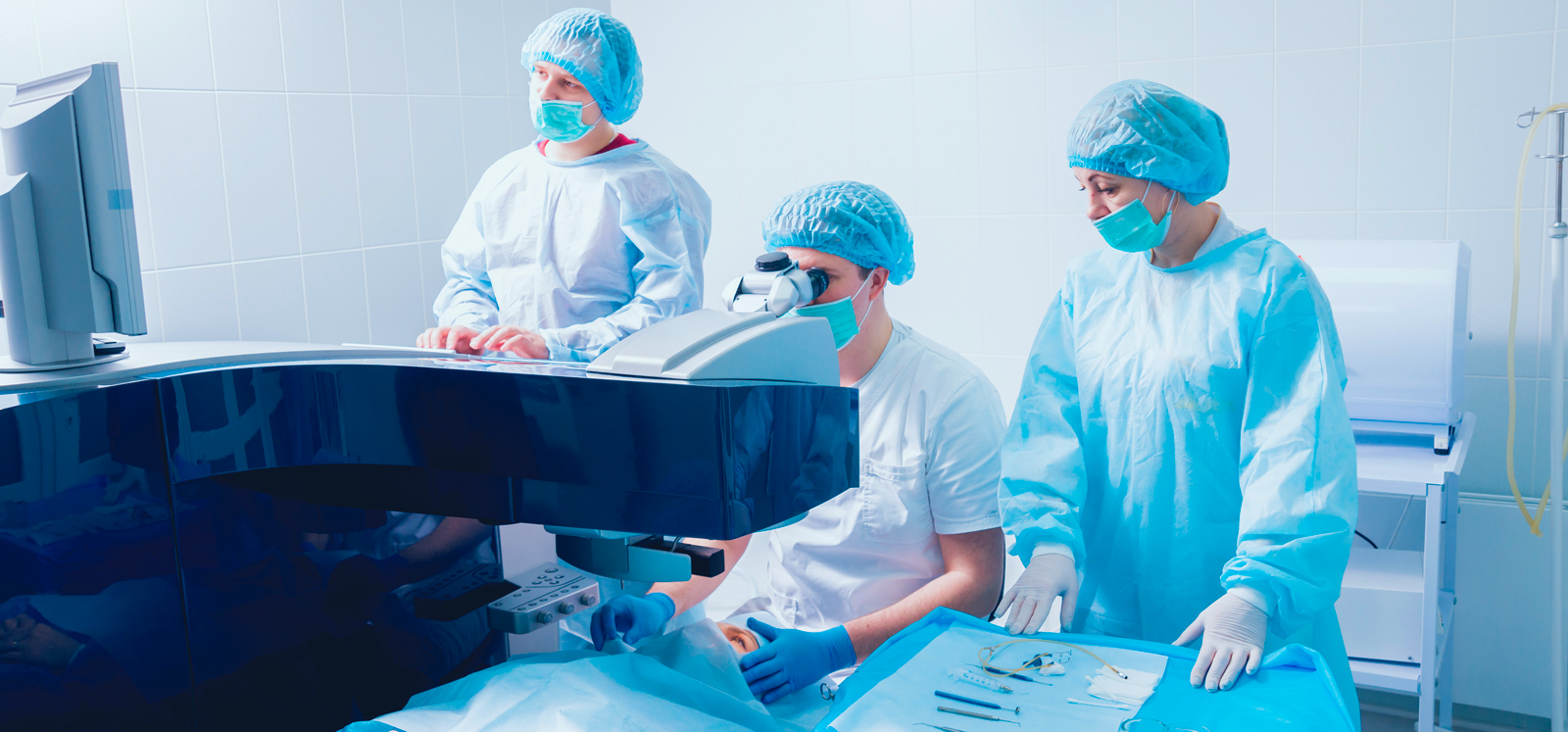 correction laser de la vision chirurgie refractive